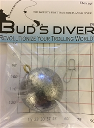 "Bud's Diverâ""¢ Weight 12oz"