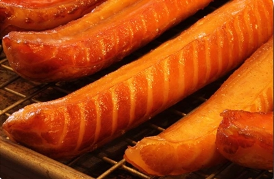 King Salmon Bellies from Alaskan Pride Seafoods