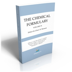 The Chemical Formulary, Volume 9