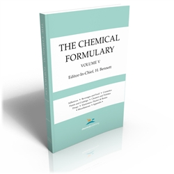 The Chemical Formulary, Volume 5