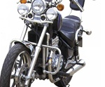 KAWASAKI VULCAN 500EN HIGHWAY BARS