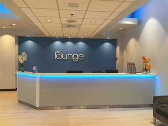 The Lounge, BOS, Terminal C - Day Pass