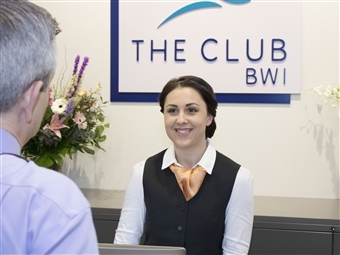 The Club BWI, Concourse D - Day Pass
