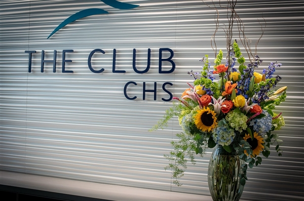 The Club CHS, Main Terminal - Day Pass