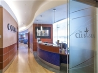 The Club at SEA, Concourse A - Day Pass