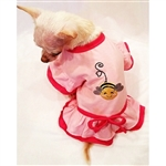 Ruffle Dog Dress