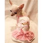 Beary Princess Dog Dress