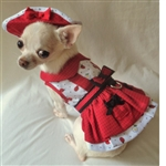 Daisy Bug Dog Dress
