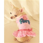 Flirt Ruffle Dog Dress