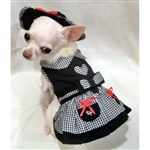 Dog Harness Dress My Heart