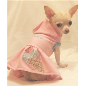 Dog Hoodie Dress