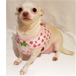 Strawberry Crush Harness Vest