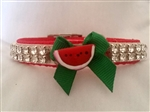 rhinestone dog collar, bling dog collars, small dog collars, wholesale dog collars