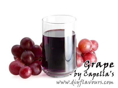 Grape Flavor Concentrate by Capella's