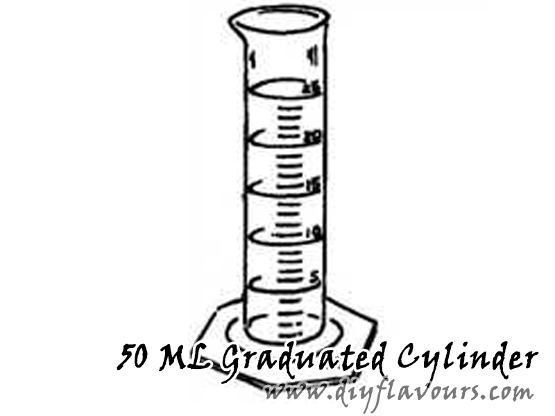 50 ML Graduated Cylinder