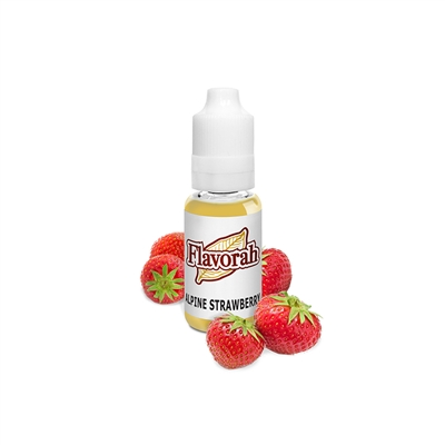 Alpine Strawberry by Flavorah
