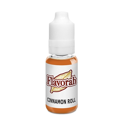 Cinnamon Roll by Flavorah