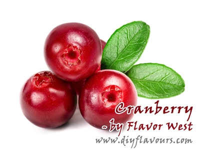 Cranberry Flavor Concentrate by Flavor West