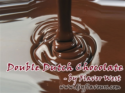 Double Dutch Chocolate Flavor Concentrate by Flavor West
