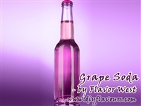 Grape Soda Flavor Concentrate by Flavor West