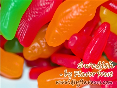 Swedish fish flavor concentrate by flavor west for Swedish fish flavor