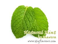 Natural Mint Flavor by Inawera