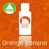 Orange Banana Flavor by Liquid Barn