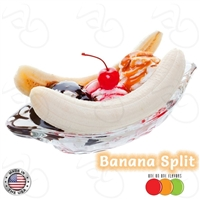 Banana Split Flavor by One On One Flavors