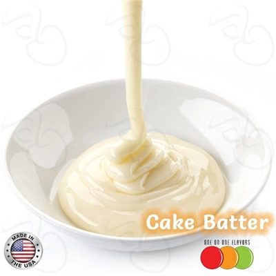 Cake Batter by One On One Flavors