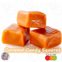 Caramel Candy Squares by One On One Flavors