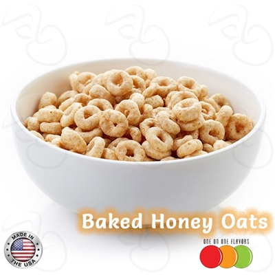 Baked Honey Oats by One On One Flavors