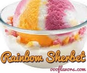 Rainbow Sherbet (House) by One On One Flavors