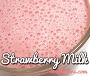 Strawberry Milk by One On One Flavors