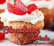 Strawberry Shortcake by One On One Flavors