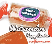 Watermelon Happy Rancher Flavor by One On One Flavors