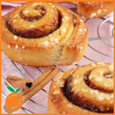 Cinnamon Roll by Real Flavors