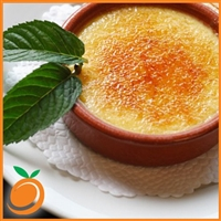 Creme Brulee by Real Flavors