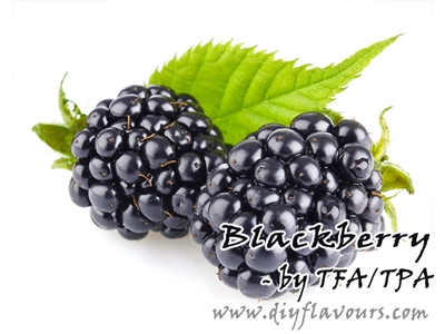 Blackberry by TFA or TPA