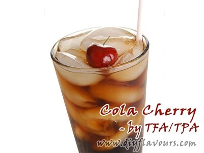 Cola Cherry Flavor by TFA or TPA