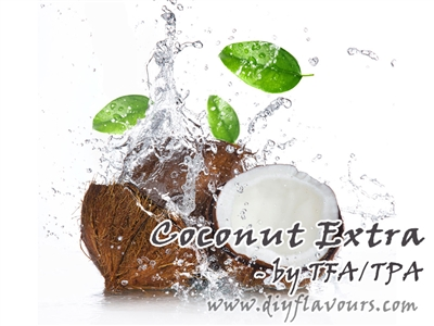 Coconut Extra Flavor by TFA or TPA