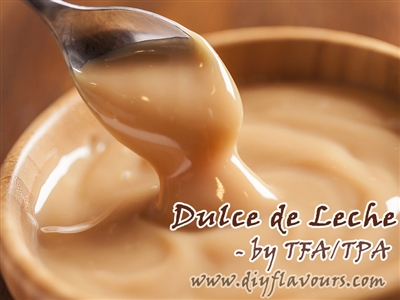 Dulce de Leche Flavor by TFA or TPA