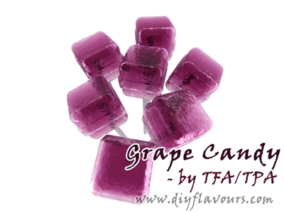 Grape Candy Flavor by TFA or TPA