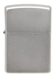 Zippo Satin Chrome Pipe Lighter