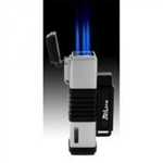 JetLine New York Triple Torch Cigar Lighter Black