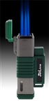 JetLine New York Triple Torch Cigar Lighter Green