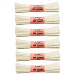 "6"" Jumbo Pipe Cleaners - Set of 6 Rolls"