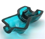 Model Cigar Ashtray - Light Blue