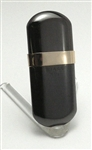 Brass No. 5 Lighter - Gun Metal