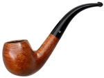 Comoy's Apple Bent Traditional Briar Pipe