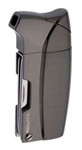 Vector KGM Colt Butane Pipe Lighter with Pipe Tools - Gunmetal Satin